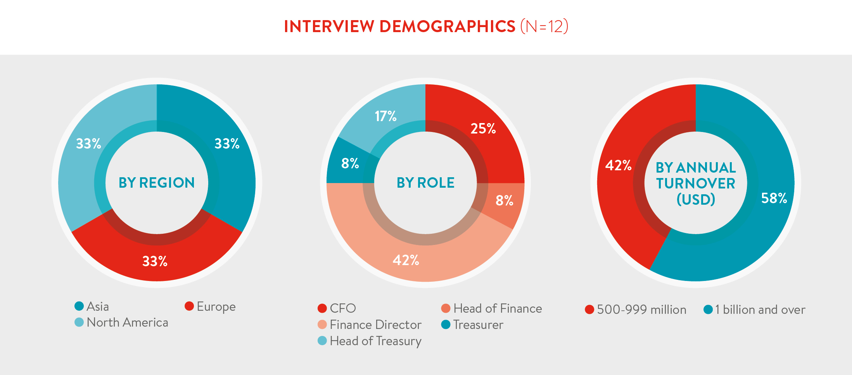 Interview demographics